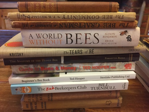 Book selection including Ted Hooper